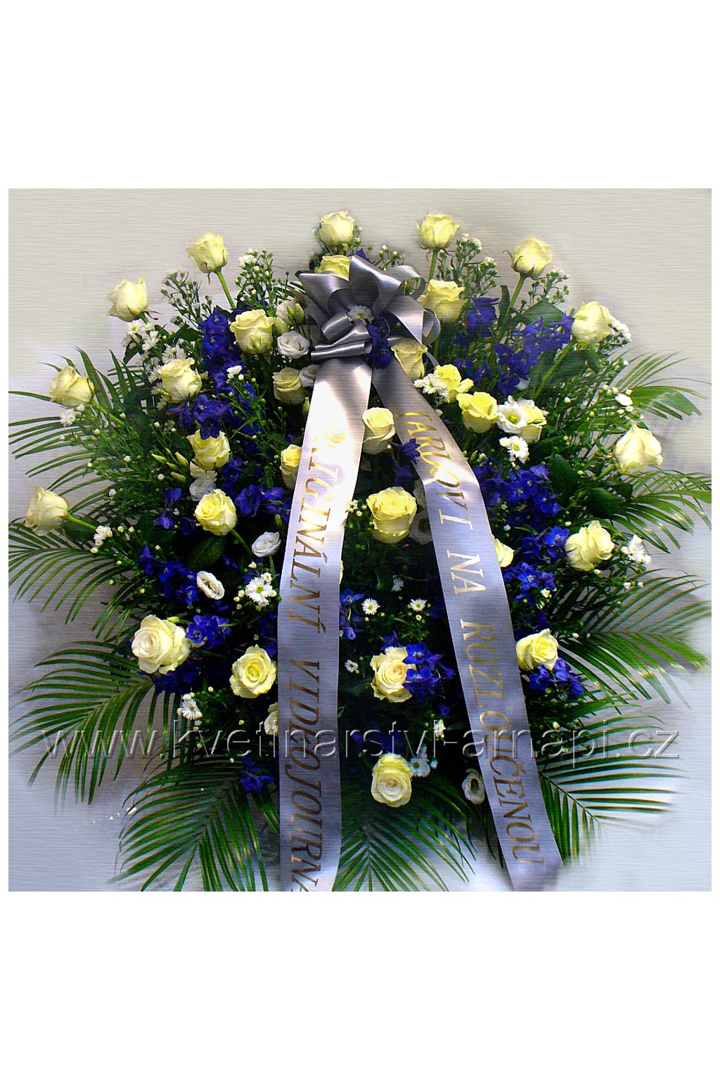 smutecni kytice kvetinarstvi arnapi