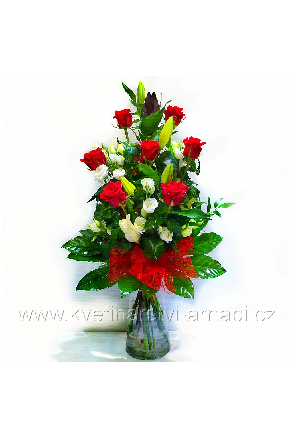 kvetinarstvi arnapi online darkove kytice ruze