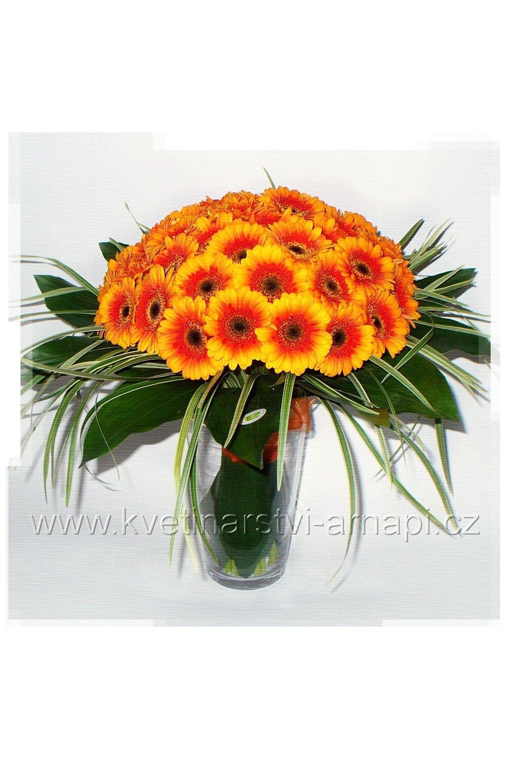 kytice kvetiny darky online prodej kvetinarstvi arnapi