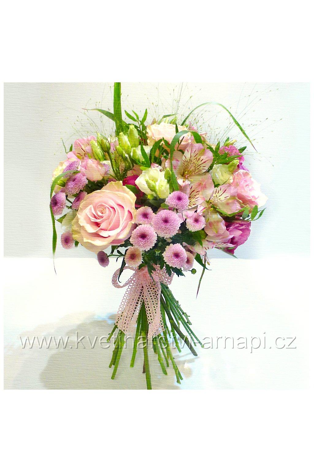 darkova kytice lucni s ruzemi eshop kvetinarstvi arnapi