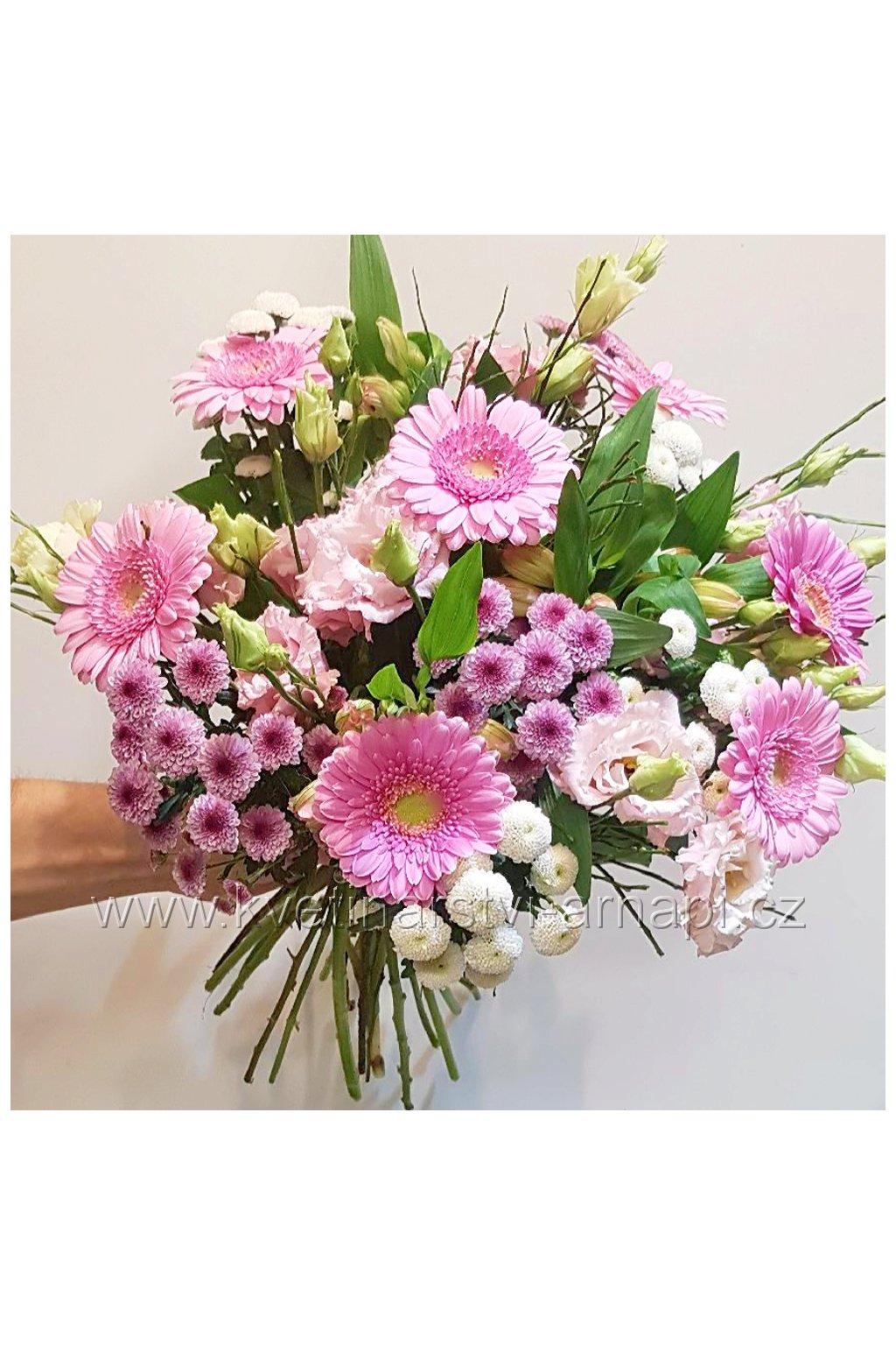 kytice germiny mix kvetinarstvi arnapi