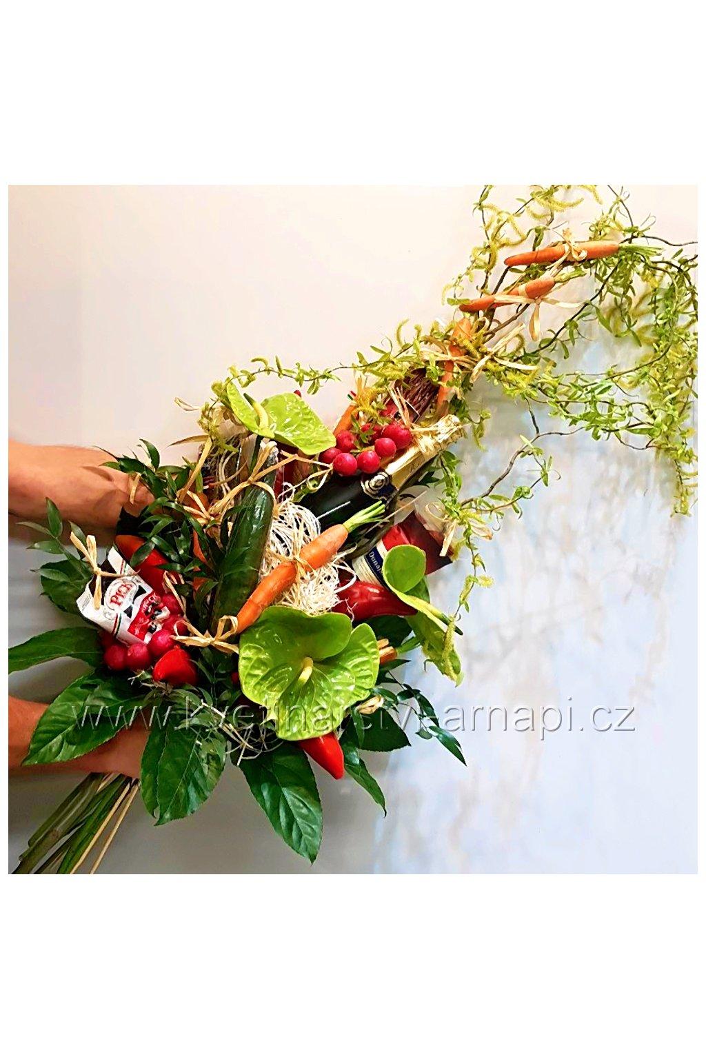 kytice panska z uzenin online prodej eshop rozvoz kvetin kvetinarstvi arnapi