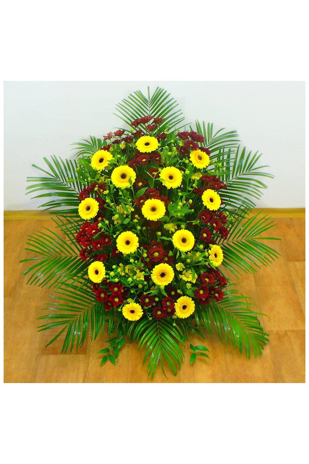 smutecni kytice gerbery kvetiny kvetinarstvi arnapi