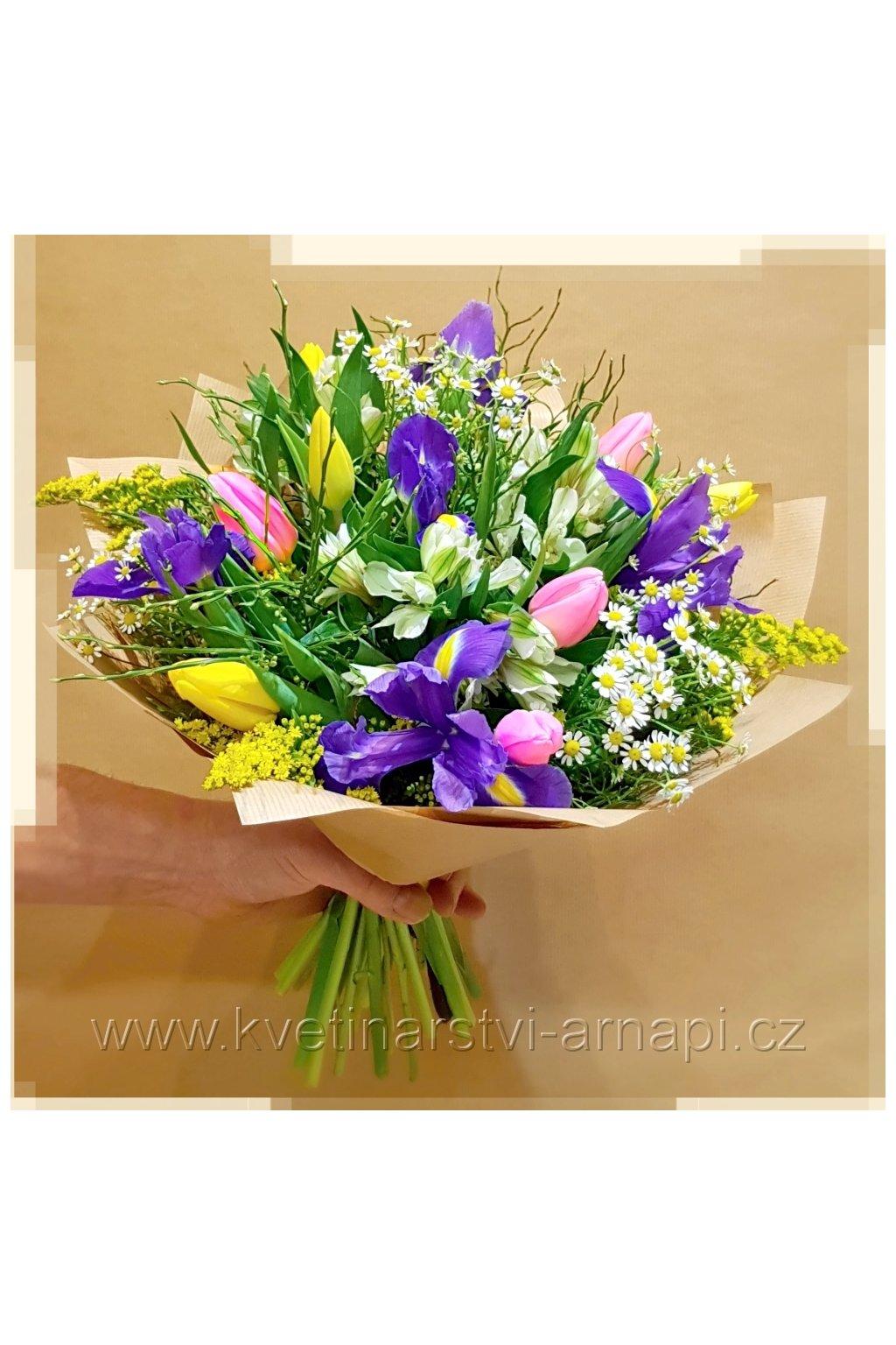 jarni kytice kvetinarstvi arnapi praha rozvoz