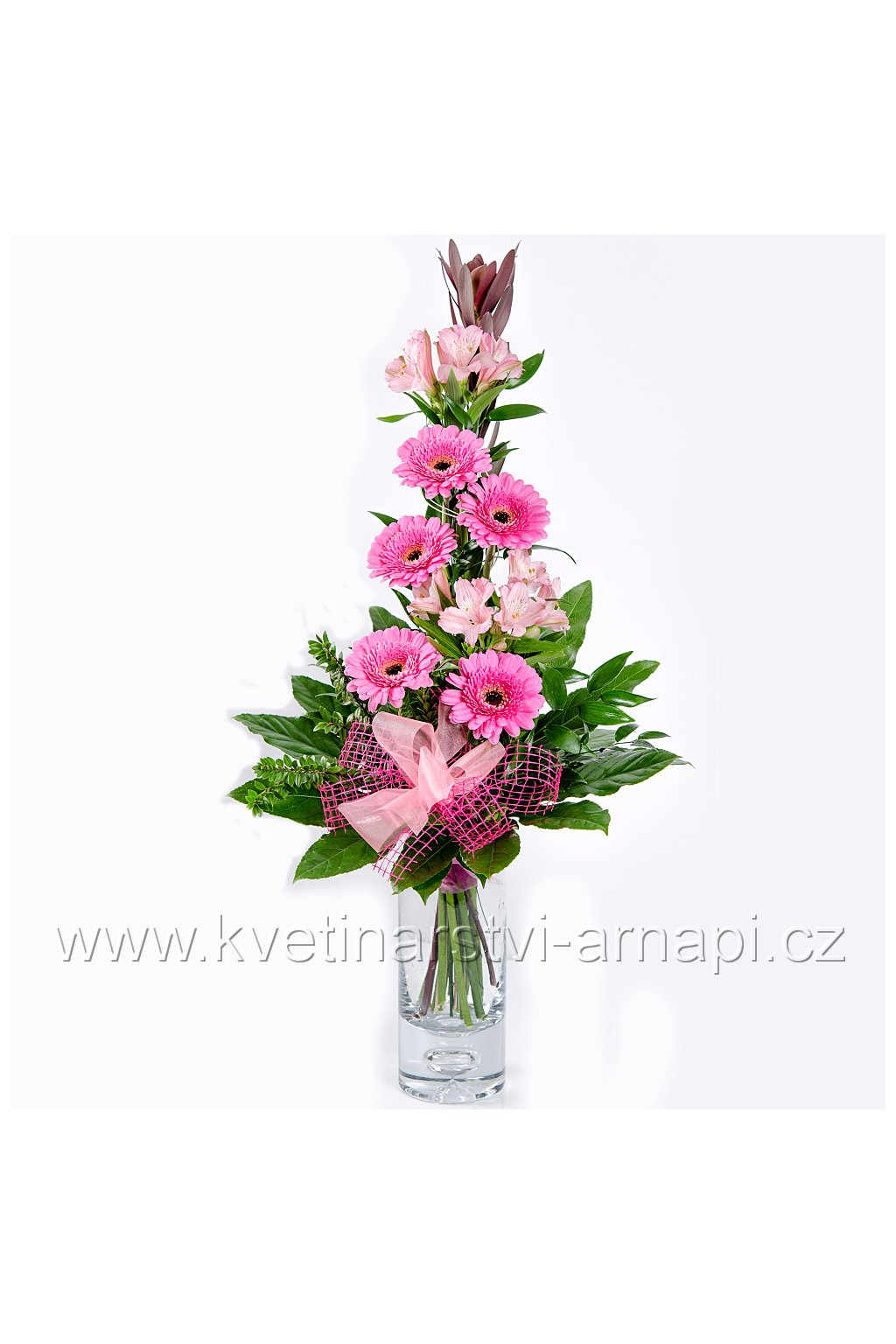 darkova kytice gerbery on line kvetinarstvi arnapi