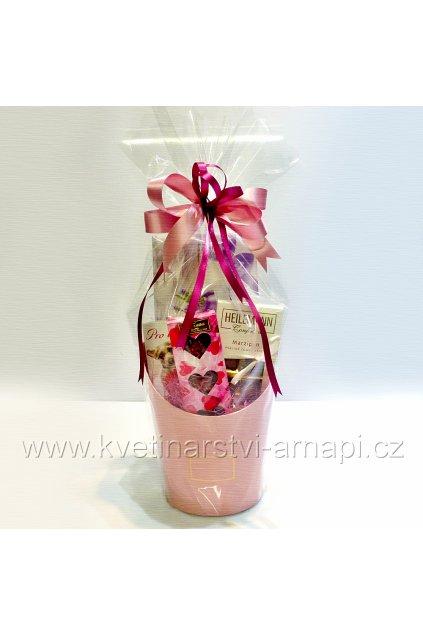 cokolady darkove balicky kose vina kytice kvetinarstvi arnapi