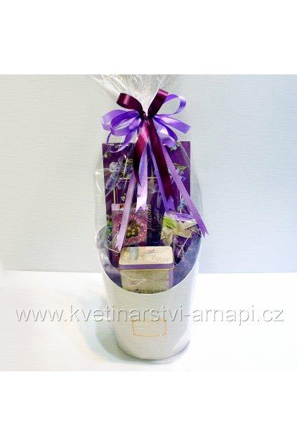 cokolady bonboniery darkove balicky kose kytice kvetinarstvi arnapi