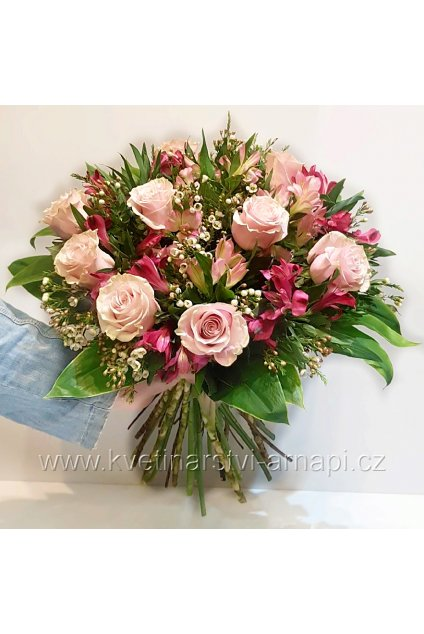 kytice ruze on line prodej kvetin rozvoz praha kvetinarstvi arnapi