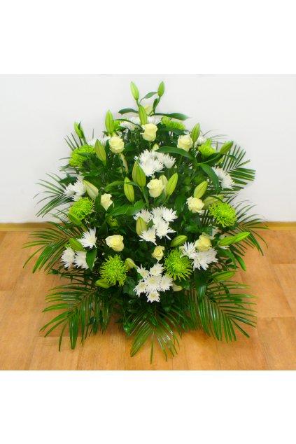 smutecni kytice lilie kvetiny kvetinarstvi arnapi