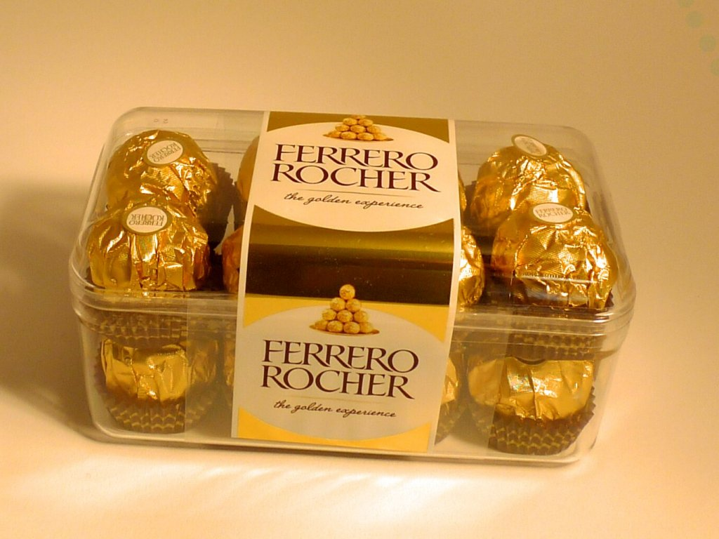 ferrero gold
