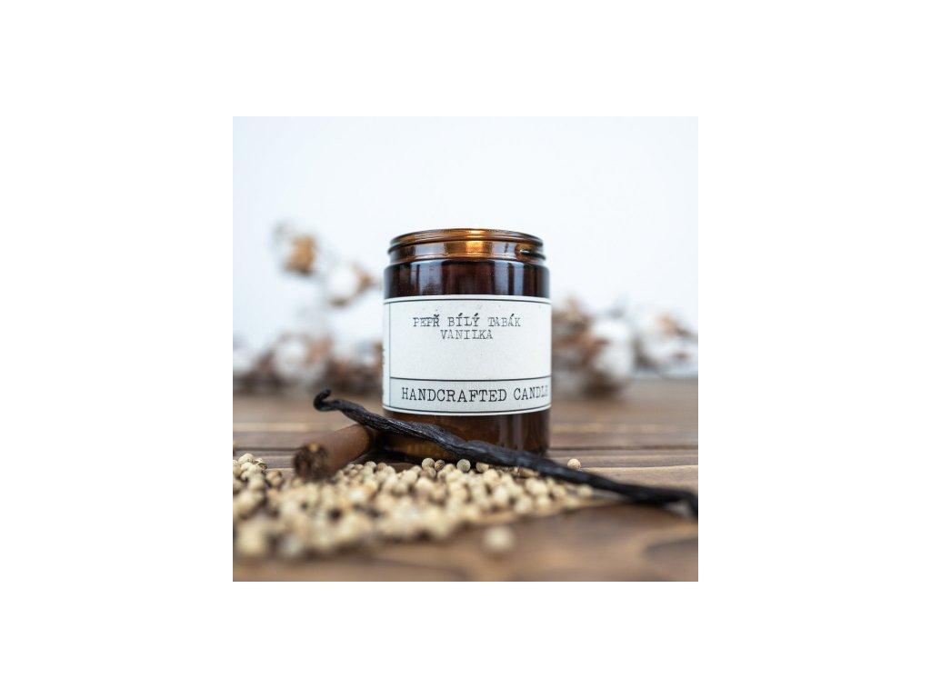 413 1 prirodni sojova svicka amber bily pepr tabak vanilka