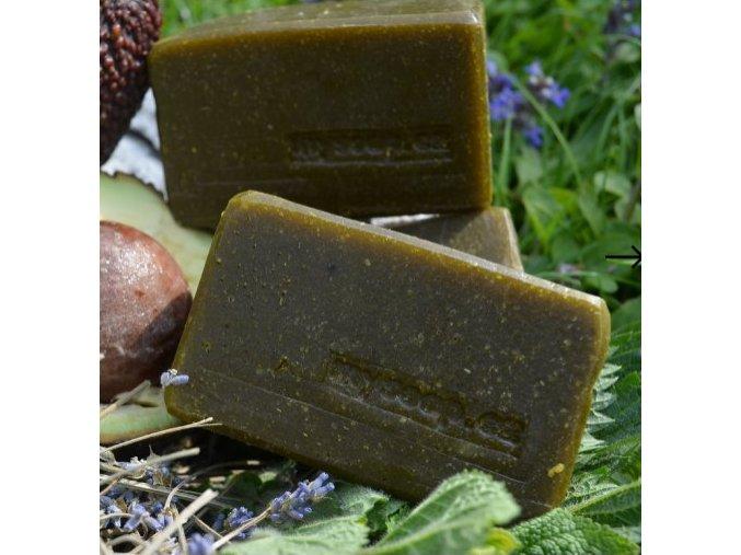 Avokádové mýdlo a šampón