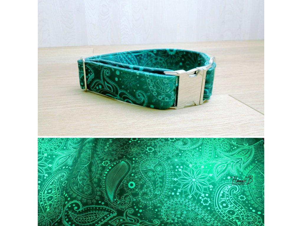 klasika smaragdovyornament
