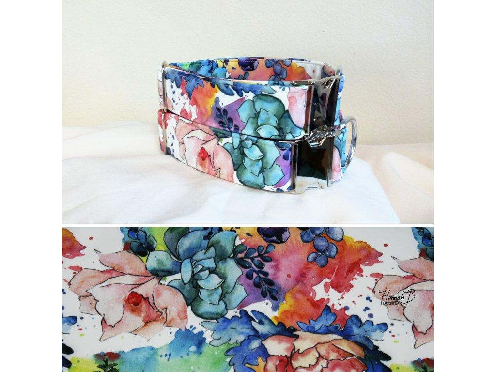 klasika watercolorkvety