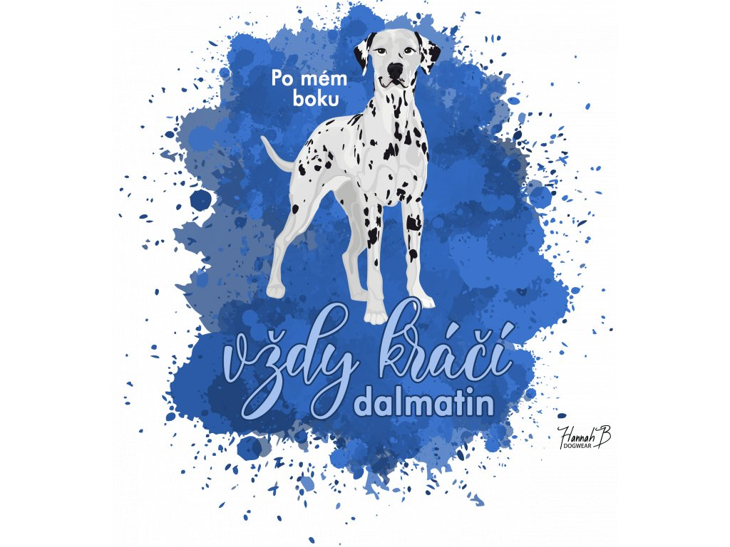 tricka dalmatin