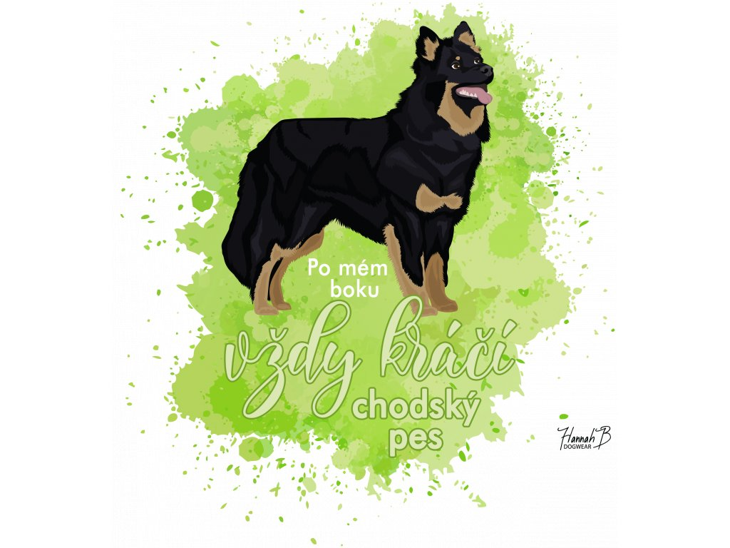 tricka chodsky pes