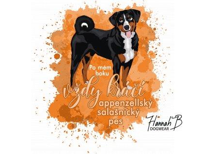 tricka appenzellsky salasnicky pes
