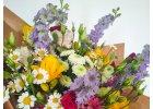 Květiny a květinové boxy