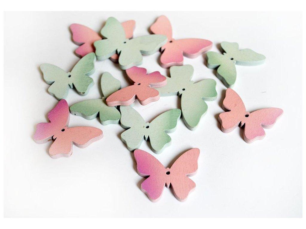 Dřevění motýlci