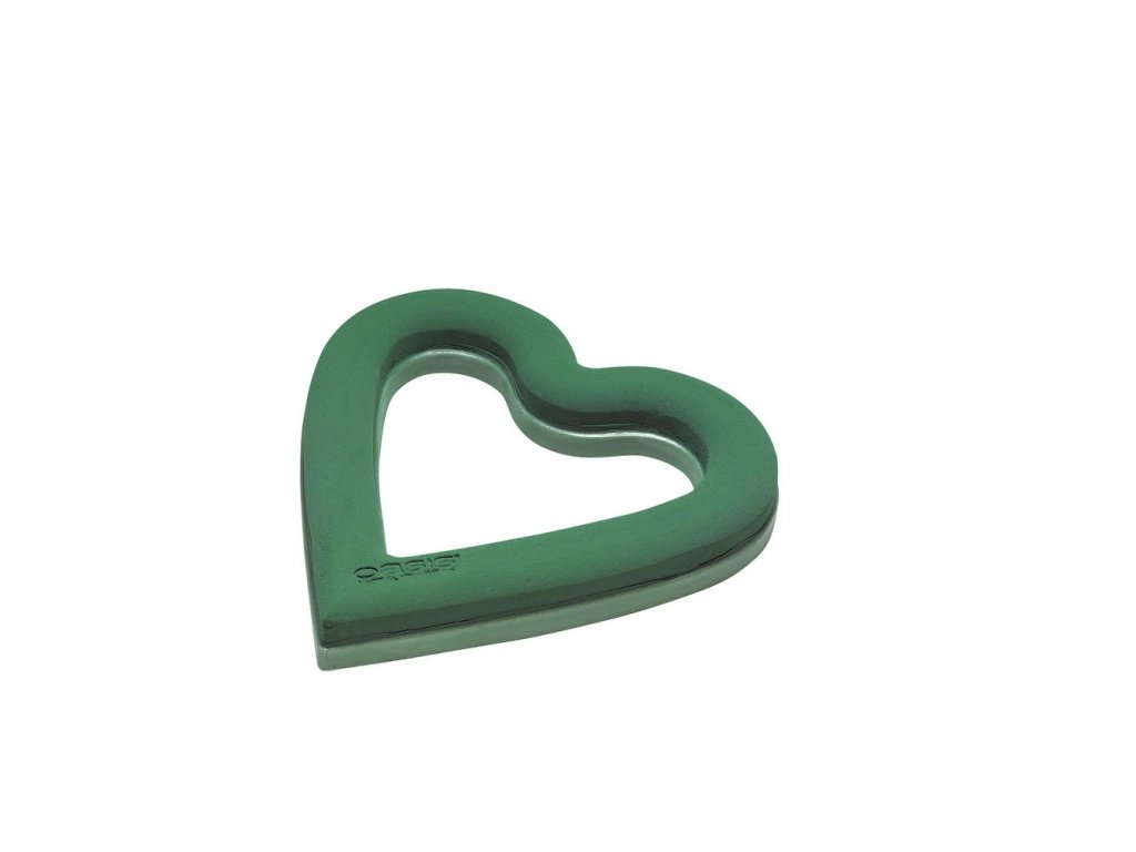 119 aranzovaci hmota srdce 40cm s prisavkami