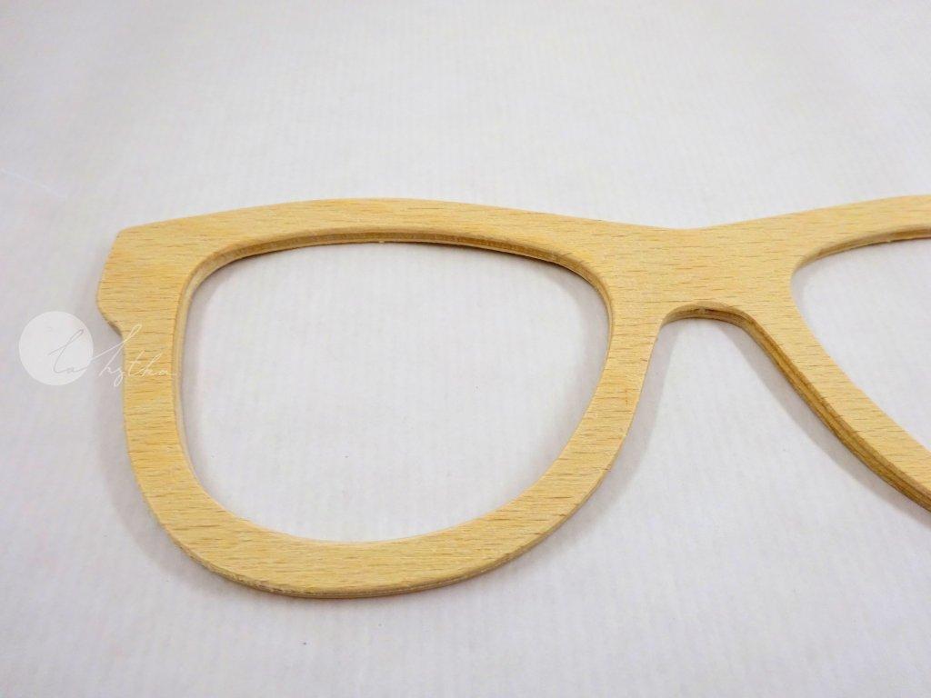 Brýle hranaté2