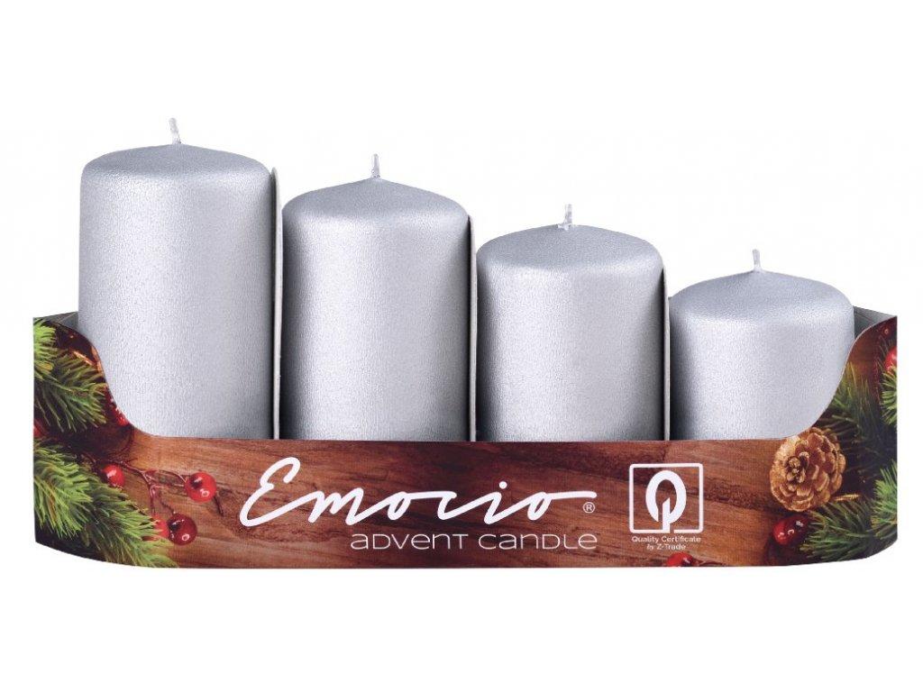 Svíčky EMOCIO stupně, Exclusive MAT