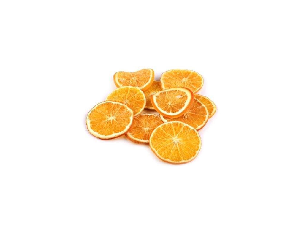 Sušené pomeranče, 5ks v balení
