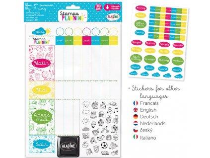 Můj první plánovací kalendář