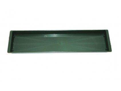 Plastová miska 49x12 cm (Barva zelená)