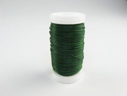 185 drat myrtovy zeleny