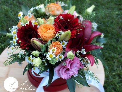 Květinový box S