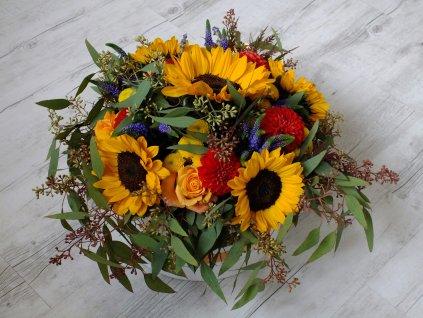 Květinový box L