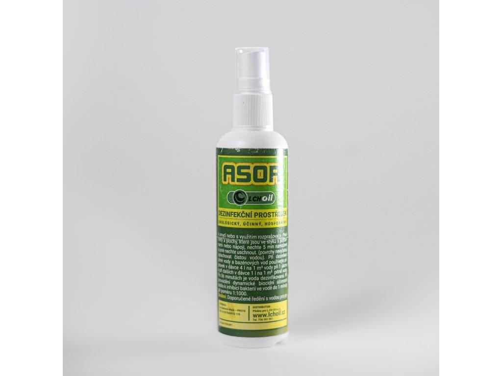Dezinfekce ASOR do ruky