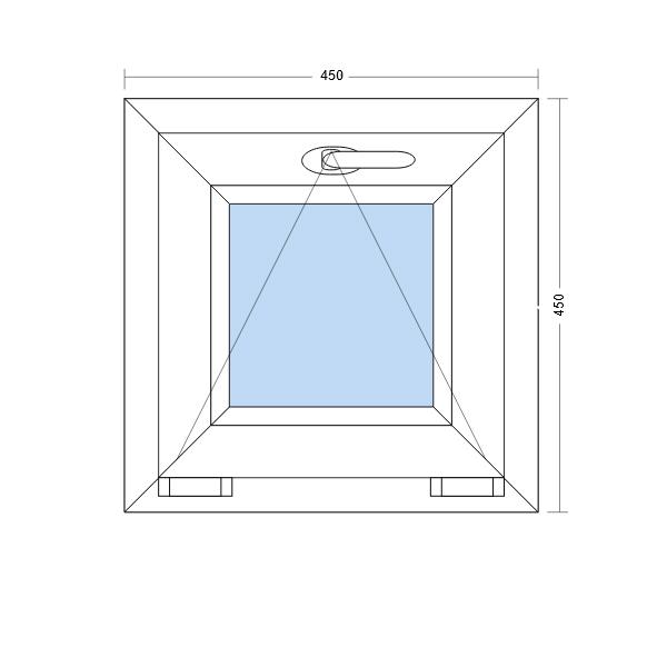 Jak zaměřit okna a dveře