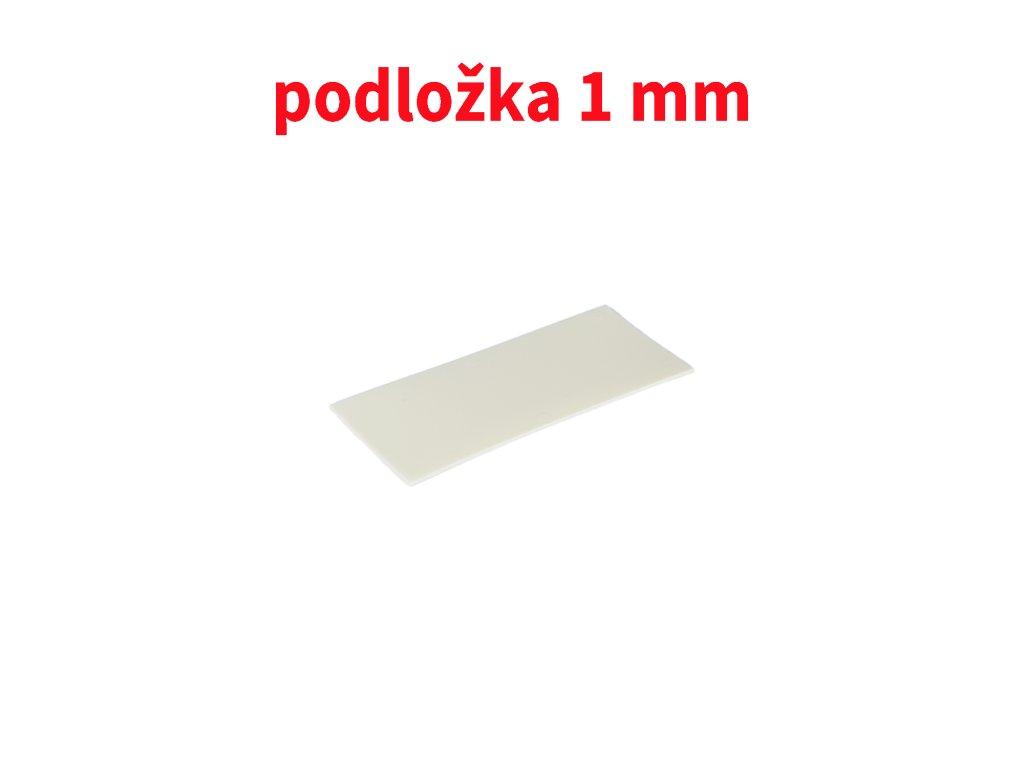 podložka 1 mm