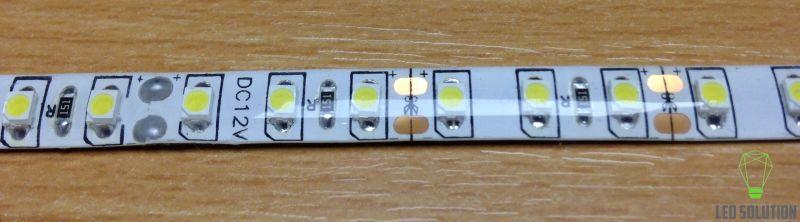 LED pásek s krytím