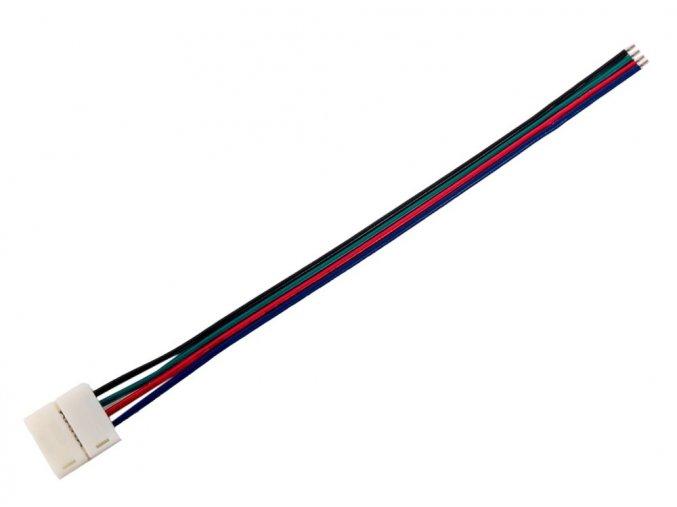 Konektor pro RGB LED pásek s kabelem