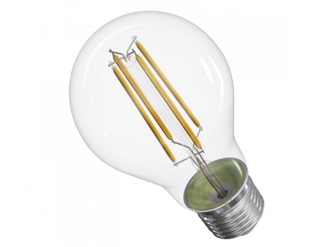 LED žárovka Retro 8W E27