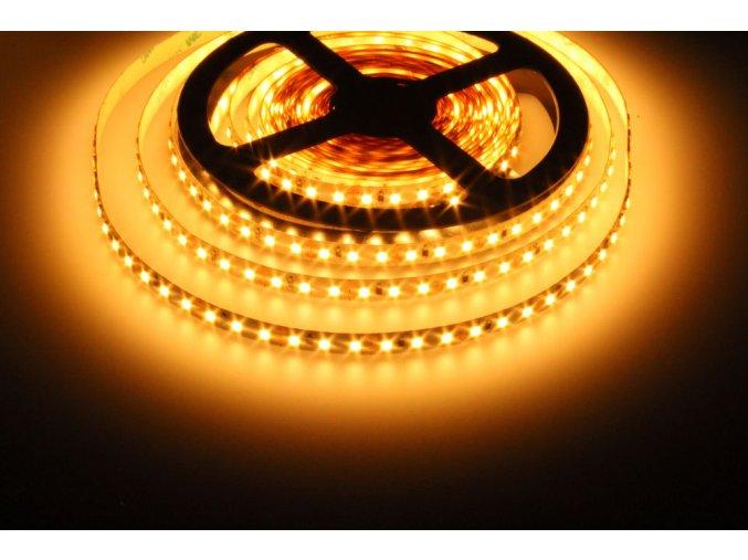 LED pásek 9,6W/m bez krytí