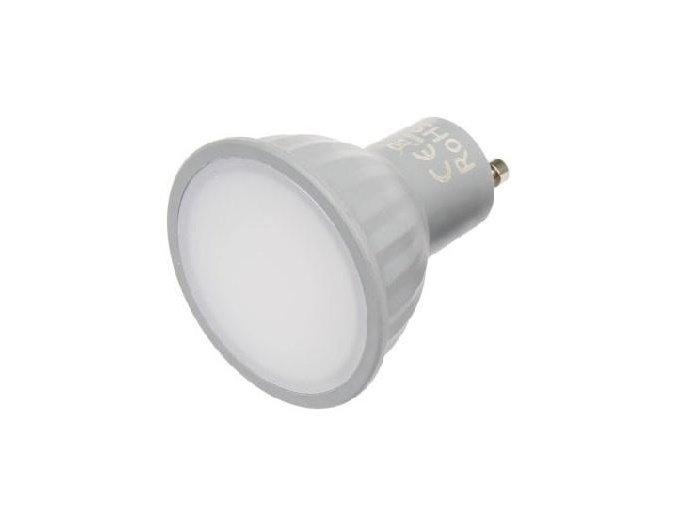 LED bodová žárovka 3W GU10 230V