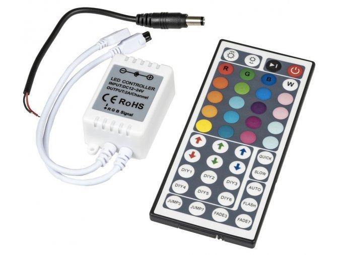 RGB Ovladač IR 44B