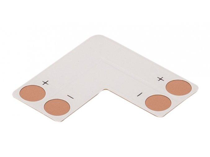 L spojka pro LED pásek (Vyberte šířku konektoru Pro 10mm šířku pásku)