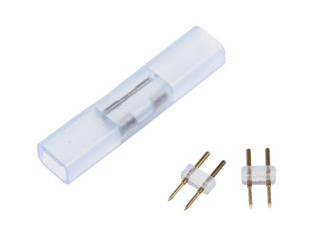 Spojka LED pásku 230V