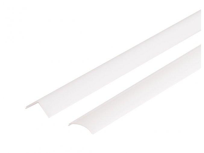 Difuzor pro rohový profil R5 (Vyberte variantu a délku hranatý 2m)