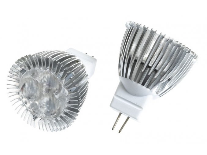 LED žárovka MR11 - 1,5W 60°