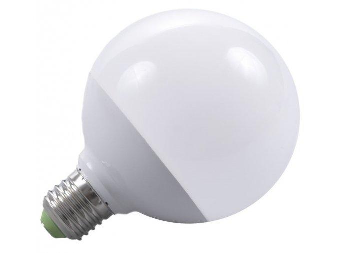 LED žárovka 12W E27 260°