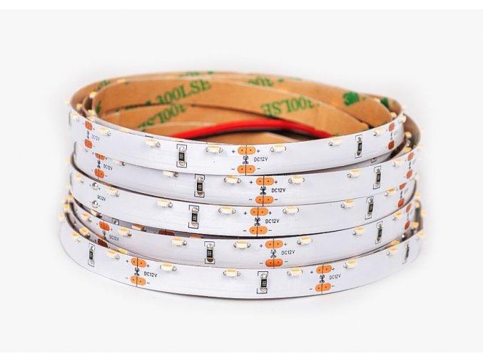 Stranový LED pásek 7 2W m 12V bez krytí IP20