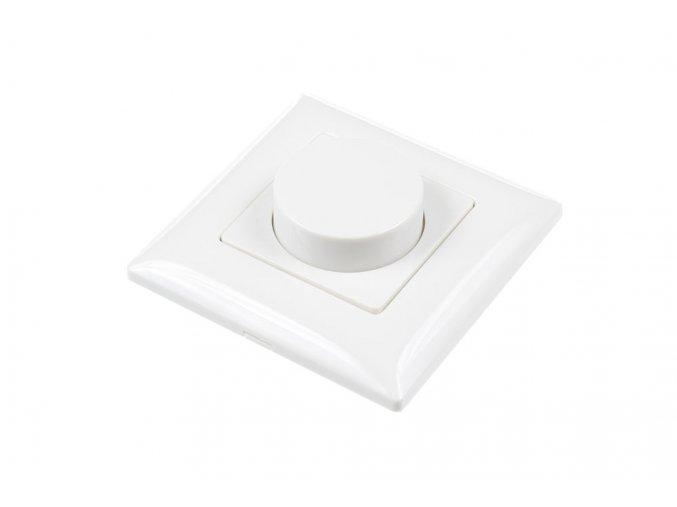 Nástěnný triakový stmívač dimLED pro LED svítidla 230V