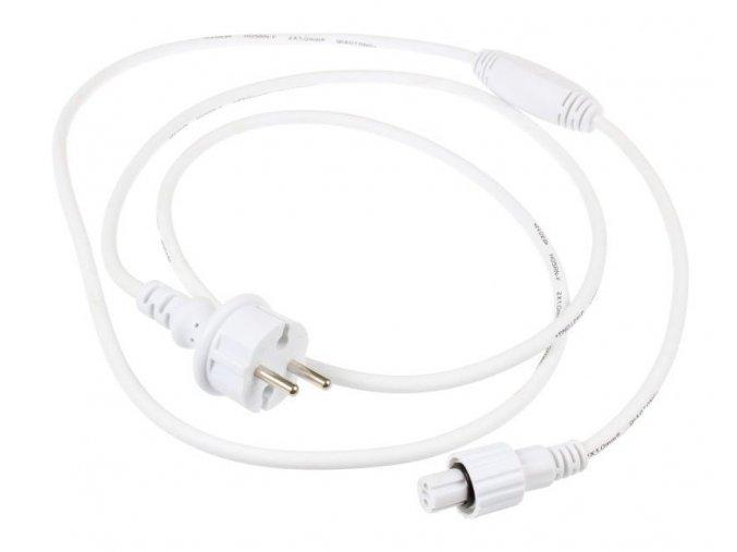 Napájecí kabel pro světelný řetěz 12W 2m