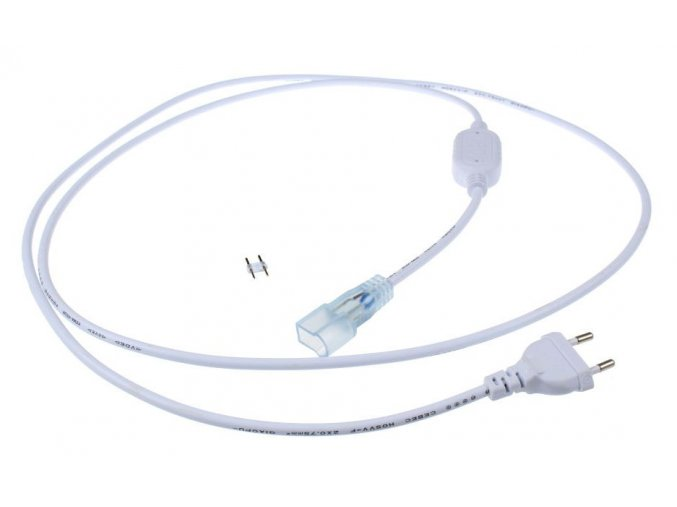 Napájecí kabel pro LED pásek NEON 200cm